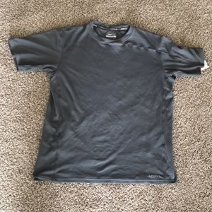 TRAYL kundalini yoga shirt with zip pocket Yogi